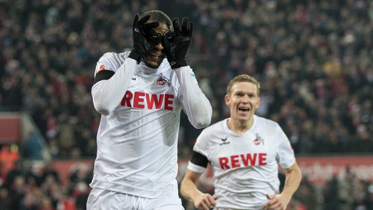 Cologne hotshot Anthony Modeste