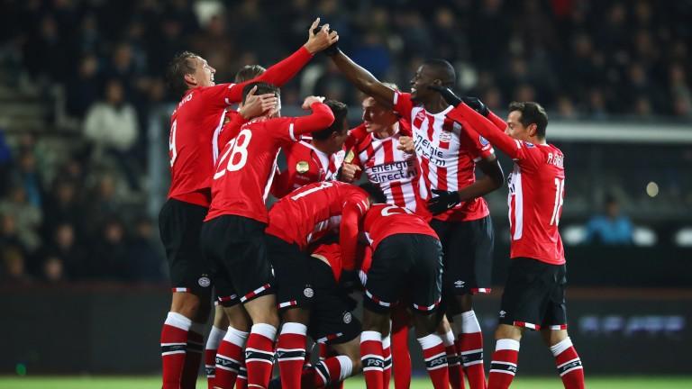 PSV Eindhoven host Roda