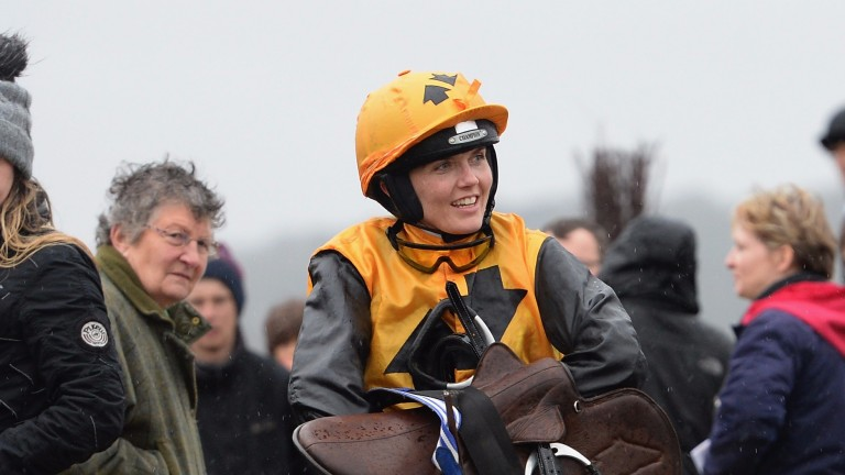 Victoria Pendleton: missed out at Cottenham on Saturday