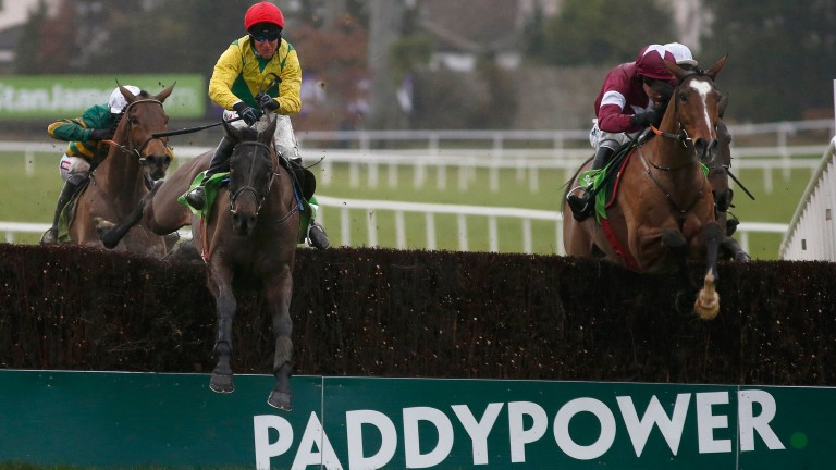 Sizing John (red cap) has thrived since stepping up in trip