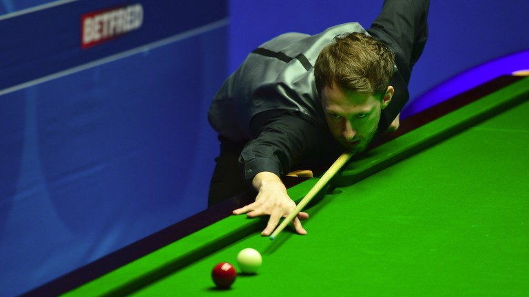 Judd Trump is coming into form