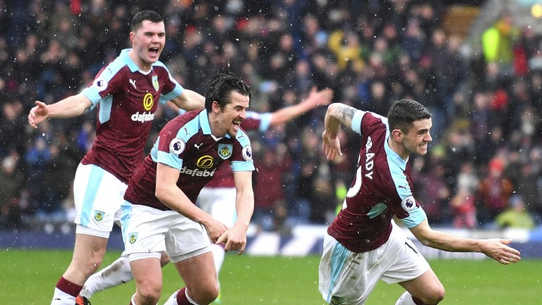 Burnley have held their own on home soil this season