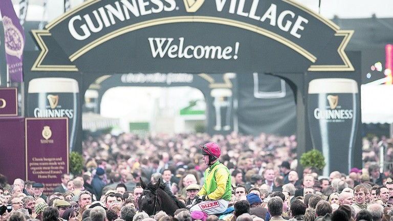 The Cheltenham Festival may dominate the season, but it's for the good of racing