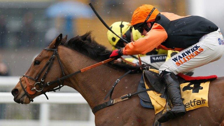 Tobefair: ante-post favourite for the Pertemps