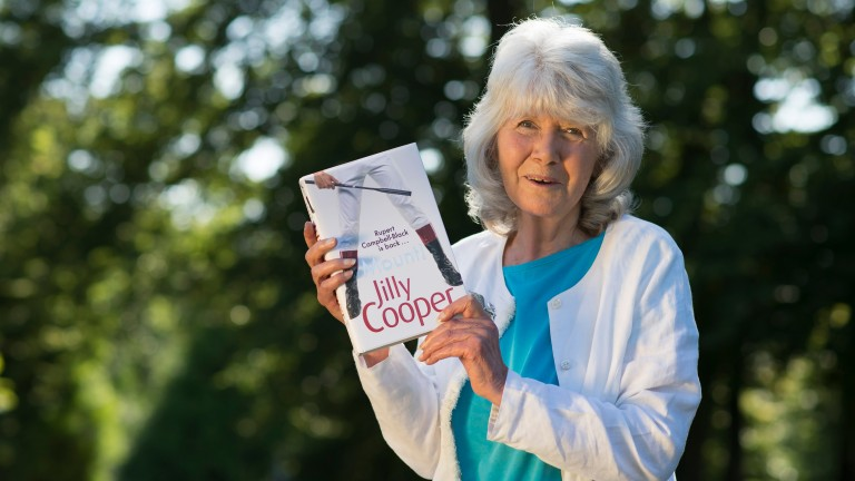 Jilly Cooper: turns 80 today