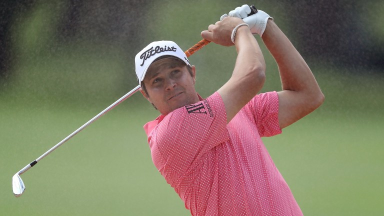 Peter Uihlein went bogey-free for round three