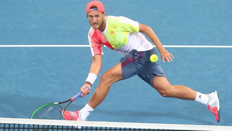 French ace Lucas Pouille could bounce back to form