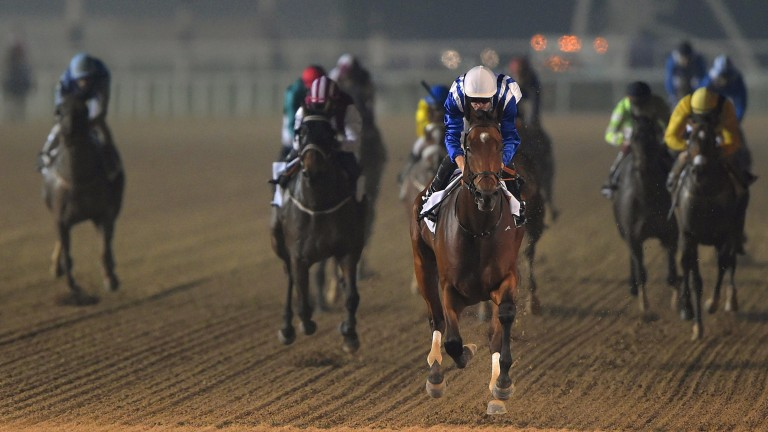 North America brings up the second leg of his Meydan four-timer