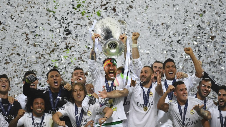 Real Madrid are European champions