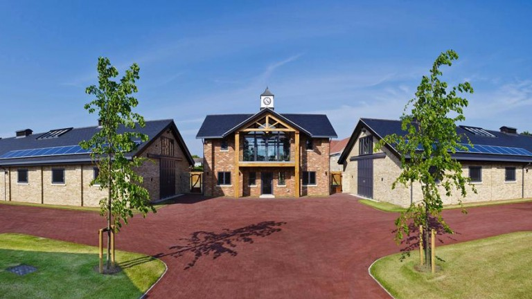 Rathmoy Stables with viewing gallery