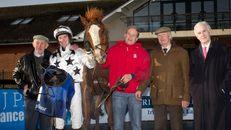 All The Chimneys will be bidding to record back-to-back successes for Willie Austin