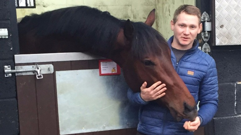 """Luke McJannet: """"I never really wanted to be a jockey – I always wanted to be a trainer"""""""