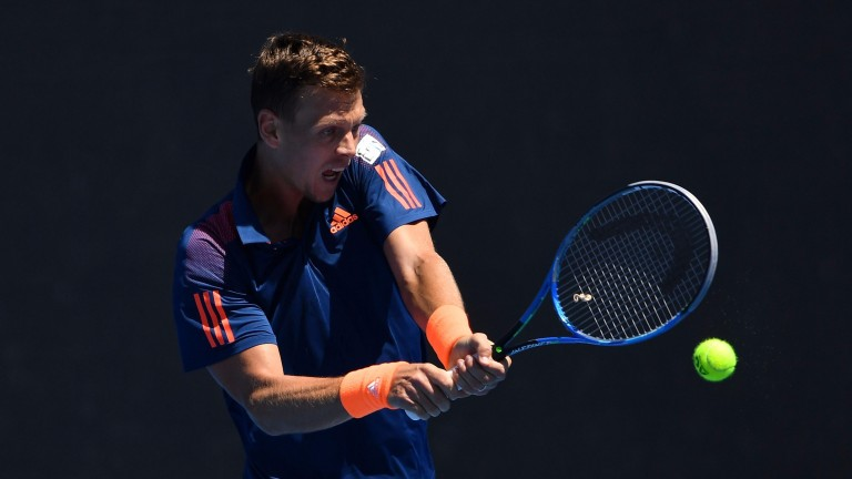 Tomas Berdych can take out Richard Gasquet