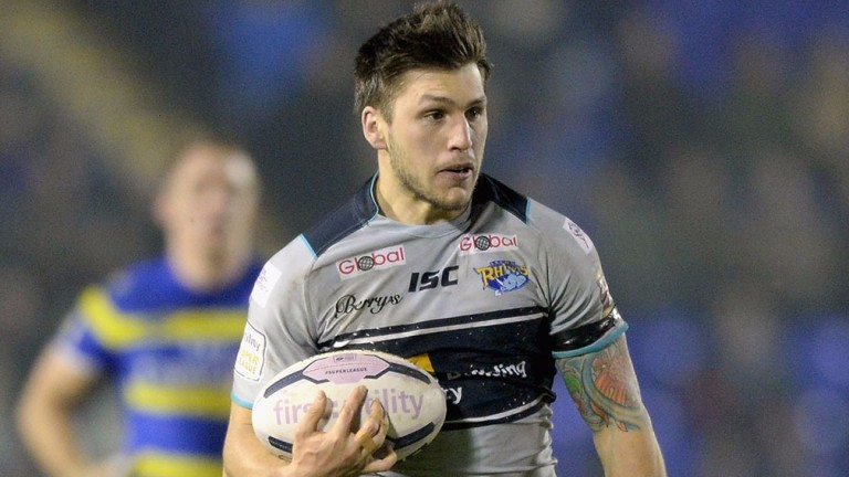Tom Briscoe could have some joy against Leigh's defence