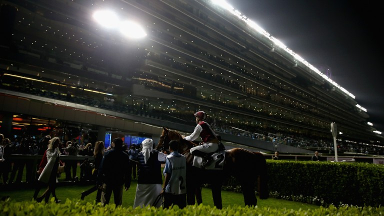 One of the offences was discovered after a race at Meydan