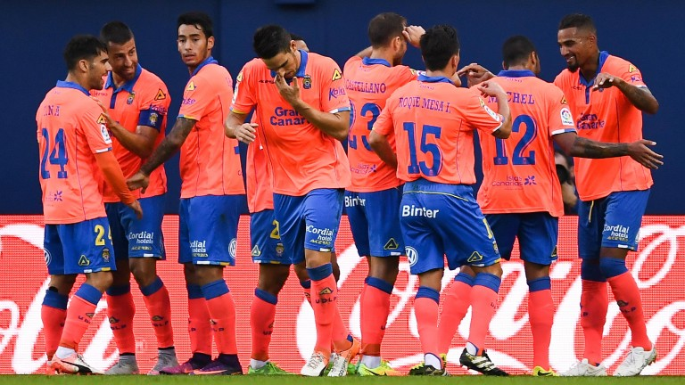 Las Palmas head to Malaga for a key La Liga clash on Monday