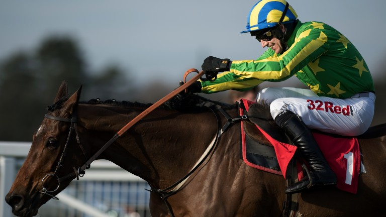 Four in a row: Colin's Sister continues her winning sequence and books her Cheltenham festival place