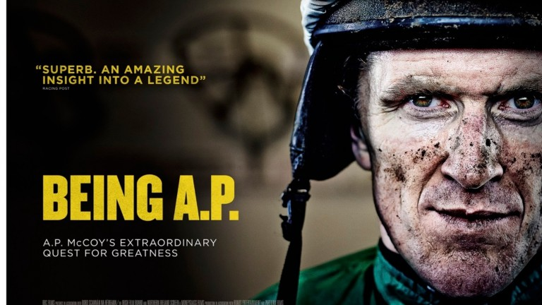 'Being A.P.' has its television premiere on BBC2 on Sunday evening