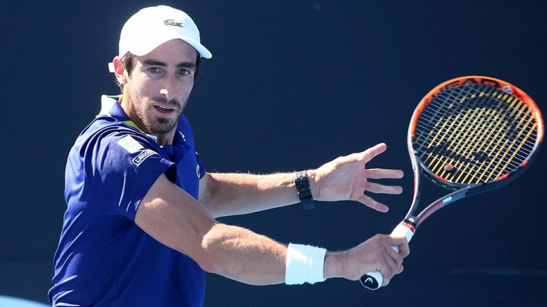 Pablo Cuevas should prevail if at his best