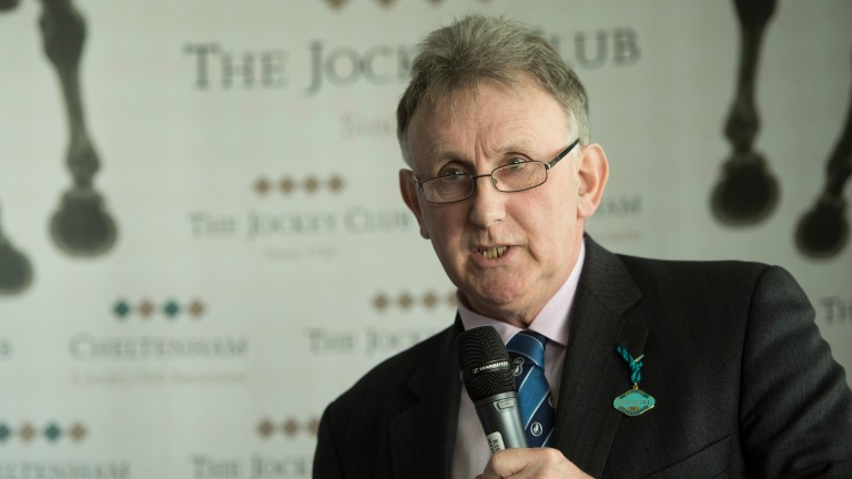 Phil Smith: BHA head of handicapping will oversee his 20th and final National weights