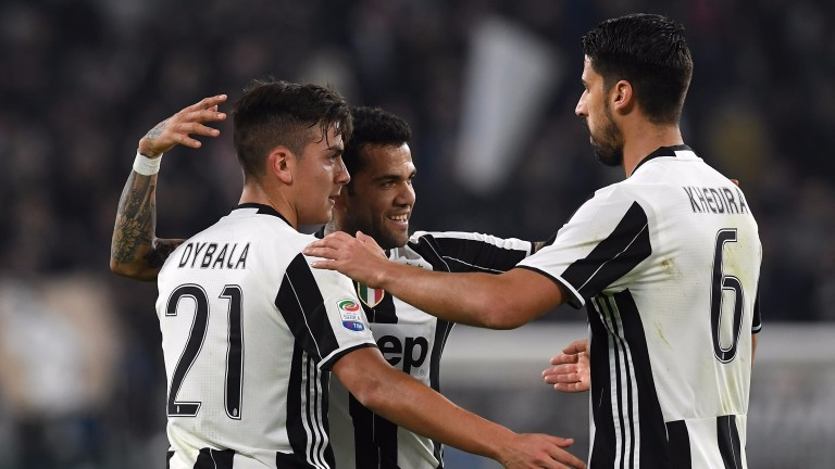 Juventus are long odds-on to beat Empoli in Turin