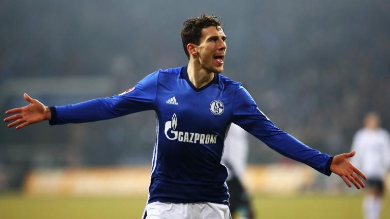 Schalke's Leon Goretzka