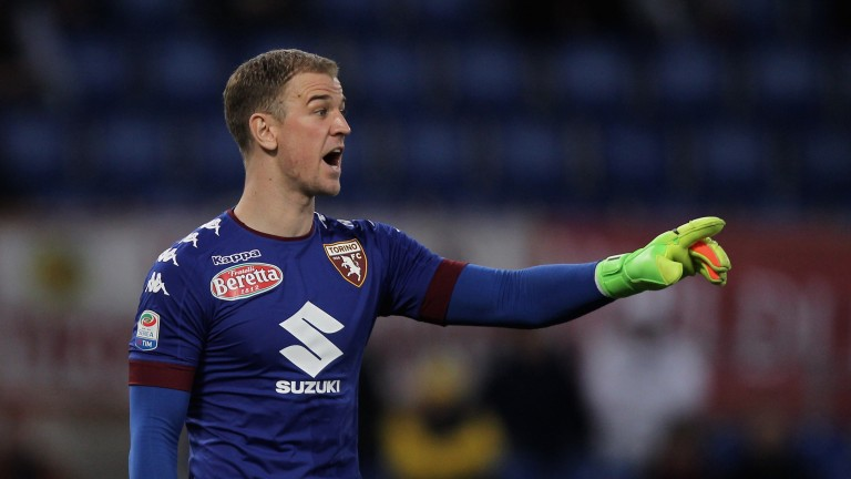 Torino and England goalkeeper Joe Hart