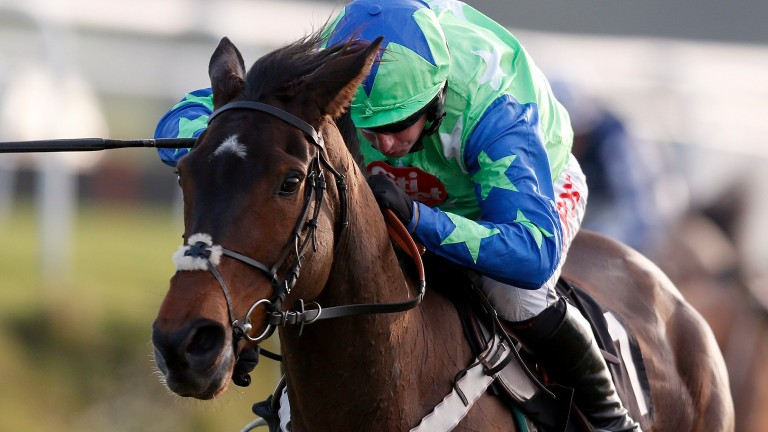 Desert Queen: sets high standard on form in Huntingdon's Listed chase on Thursday