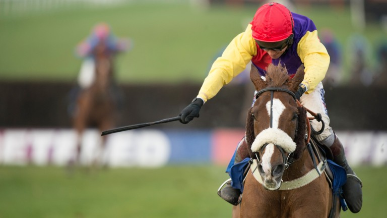 Native River is now he Gold Cup favourite with the majority of firms