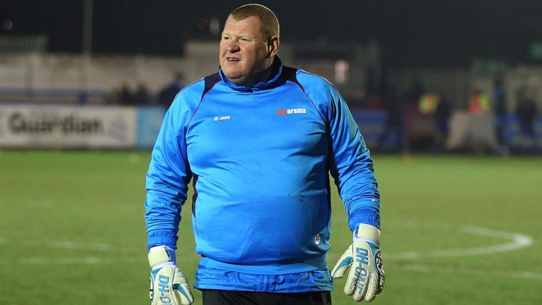 Sutton United goalkeeper Wayne Shaw resigned on Tuesday