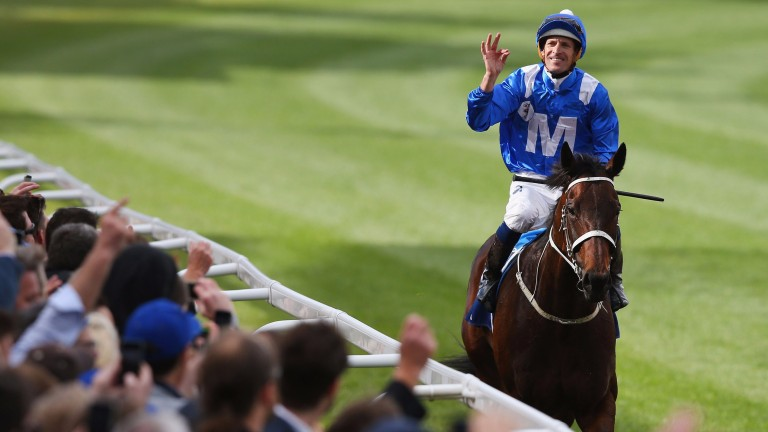Winx notched her 15th straight victory on Saturday