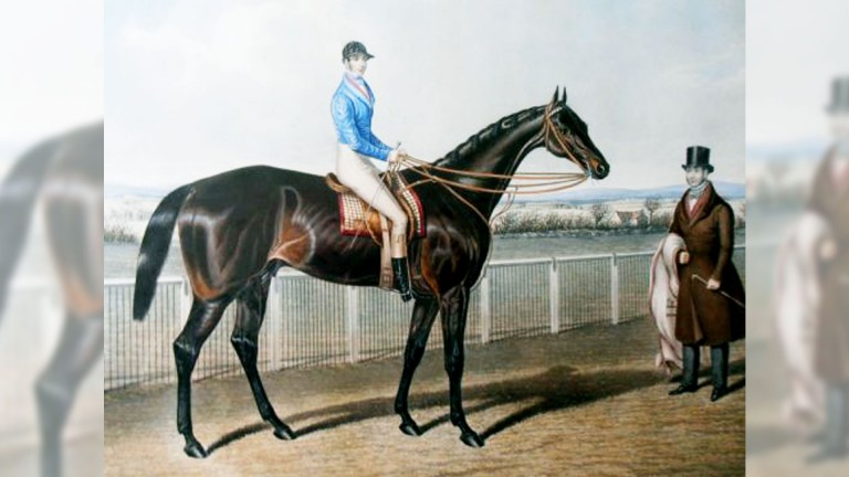 Lottery: the first Grand National winner was saddled with an 18lb penalty for two subsequent attempts