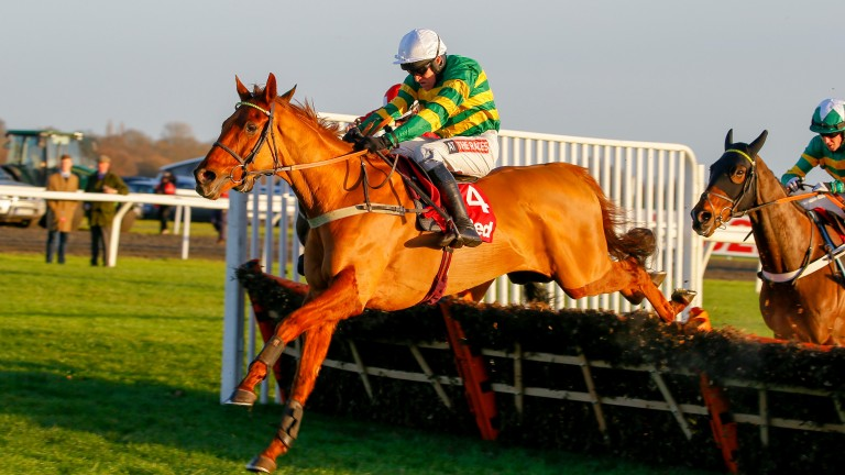Yanworth could step up to 3m at Aintree on Saturday
