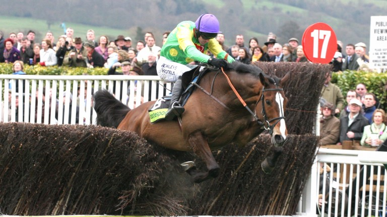 With France make a mess of things like Kauto Star at the last?