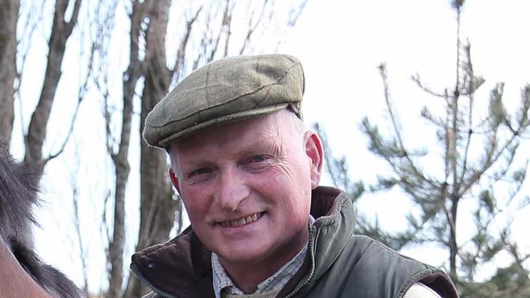 Ian Duncan: trainer of Finaghy Ayr