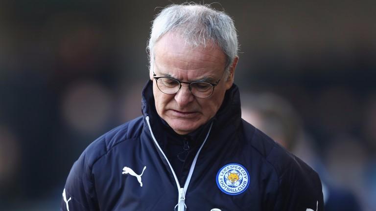 Claudio Ranieri was sacked by Leicester last week