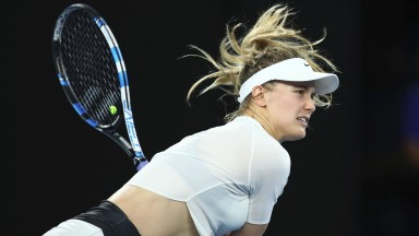 Eugenie Bouchard could have fun in Acapulco