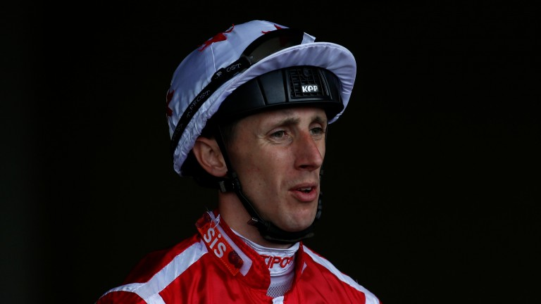 George Baker: now transferred to hospital nearer to home