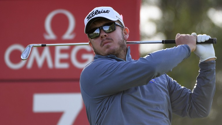 George Coetzee's superb putting should stand him in good stead