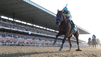 American Pharoah lands the 147th renewal of the Belmont Stakes