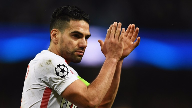 Radamel Falcao is one of Monaco's main men