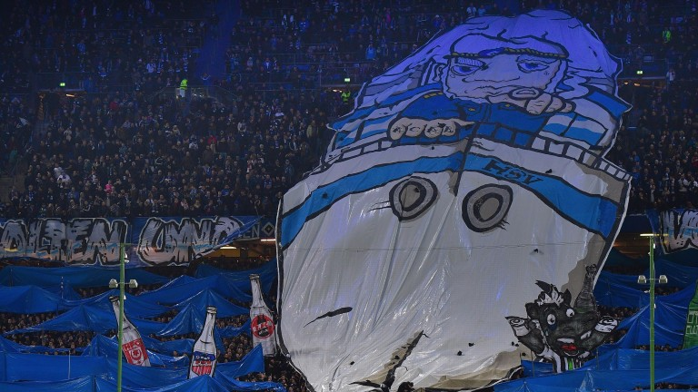 Hamburg host Hertha Berlin in the Bundesliga on Sunday
