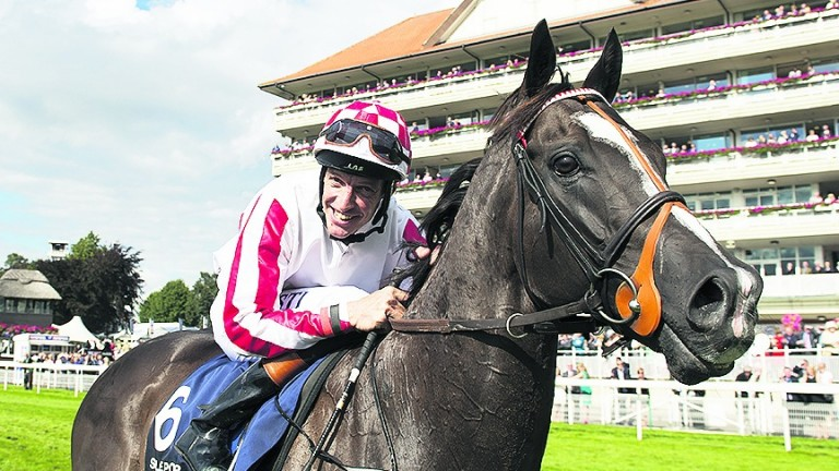 Richard Hughes and Sole Power