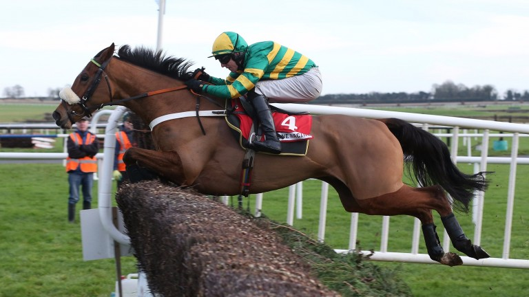 Coney Island: Grade 1-winning chaser could do even better