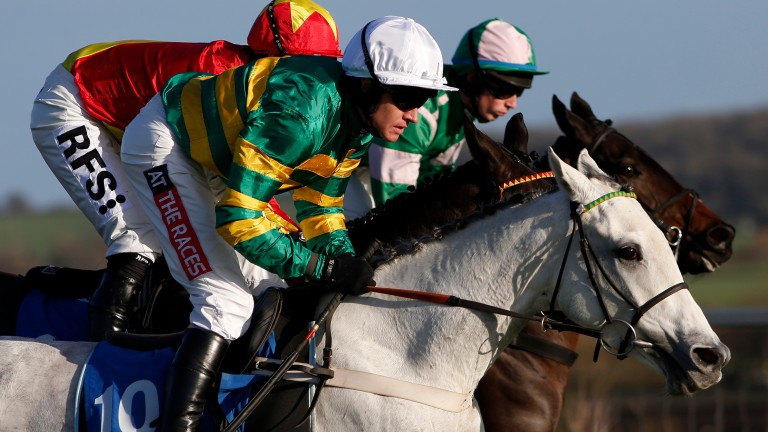 Bloody Mary: has her first start of the season at Newbury