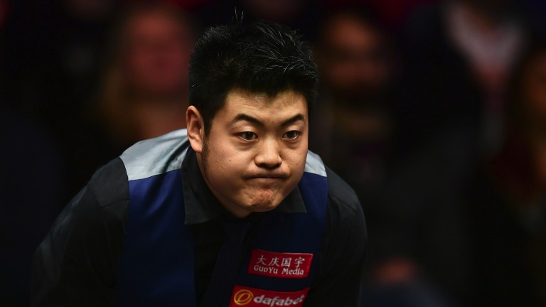Liang Wenbo was runner-up in Thailand two years ago