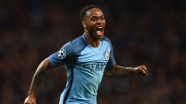 Raheem Sterling is one of Manchester City's many attacking threats