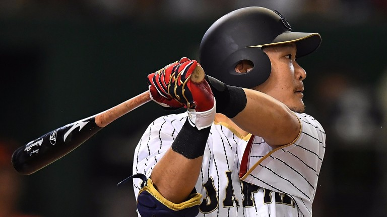 Power hitter Yoshitomo Tsutsugoh is one of Japan's biggest assets