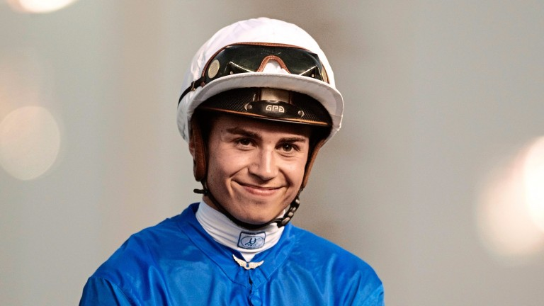 Mickael Barzalona: landed a Meydan double with Long River and Heavy Metal