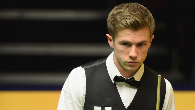 Jack Lisowski made a 129 clearance in his win over Anthony Hamilton